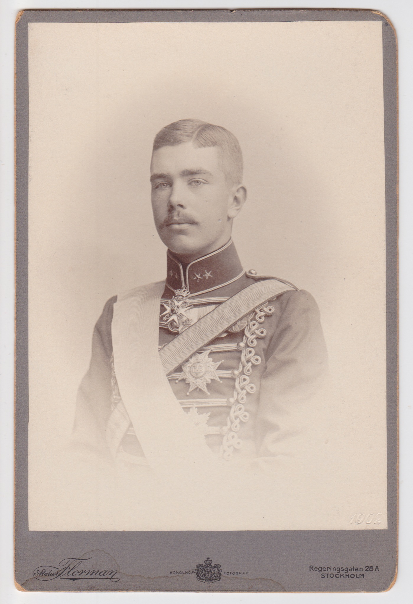 Cabinet Gustav VI Sweden