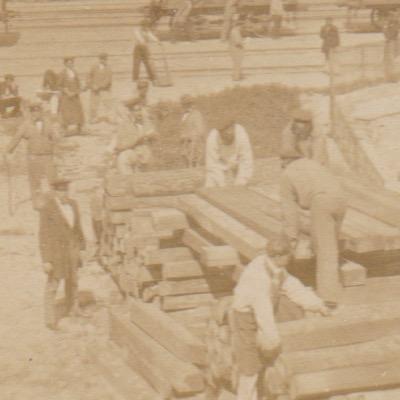 Stereo Railroadworkers sq