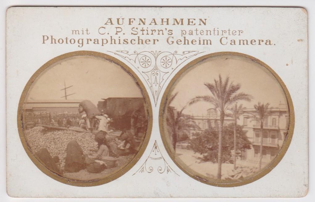 CDV - Geheimcamera