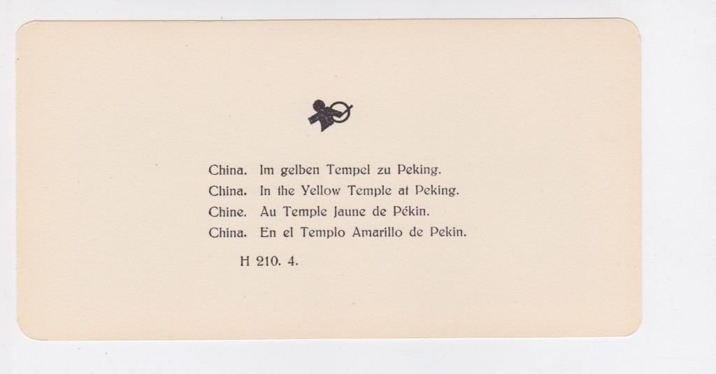 Stereo - China NPG 12